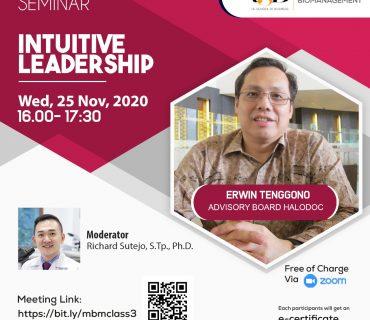 mbm online seminar