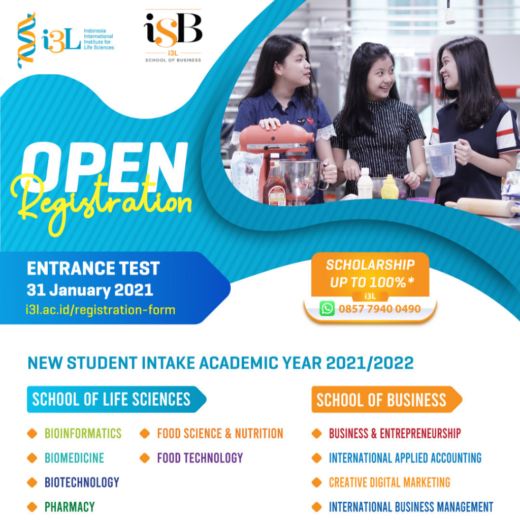 Entrance Test by iSB