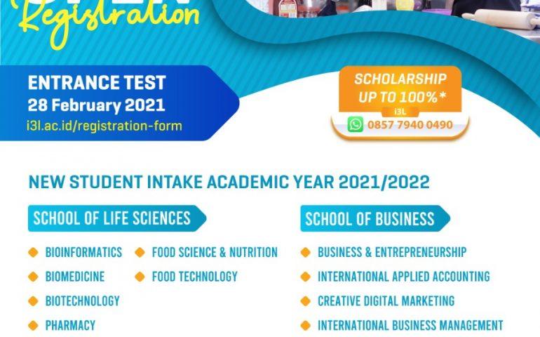 iSB i3L School of Business Offer Letter