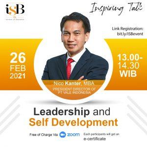 iSB leadership webinar