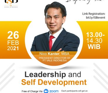 iSB leadership webinar
