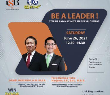 OT Group iSB Jakarta i3L School of Business