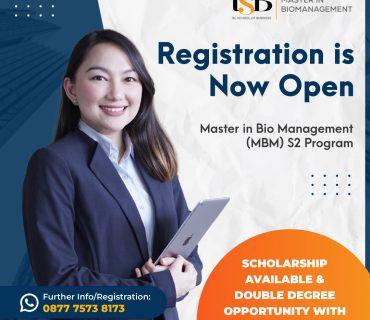 Master Program Entrance Test