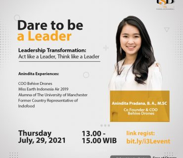 DARE TO BE A LEADER Webinar
