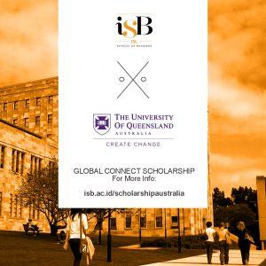 iSB Scholarship University of Queensland Australia